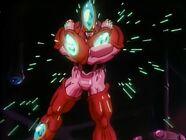Hachchihyakku po raz pierwszy wykonuje Revenger Charge (8)