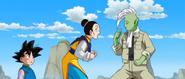 So Goku, Chichi i So Goten