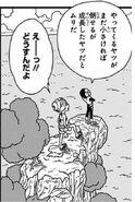 4. Powrót na wyspę (13) Tights rozmawia z Jaco o kosmicie