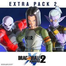 Dragon Ball Xenoverse 2, Extra Pack 2 (logo).jpg