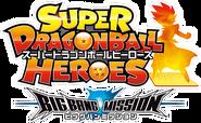 Super Dragon Ball Heroes Big Bang Mission logo