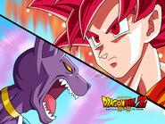 Super Saiyanin God fanart (10)