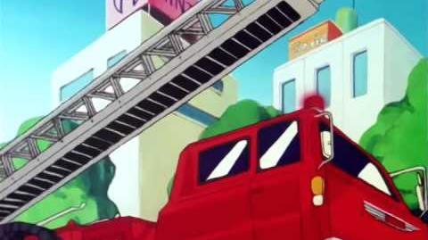 Dragon Ball: Straż pożarna z Gokū