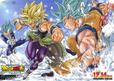 Brolly, Vegeta i Goku (DBS film 001)