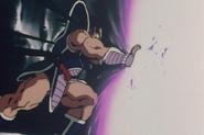 Tullece próbuje odeprzeć Genki-Damę swoją kikōhą