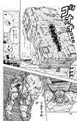 Irico zdziwiony, że Yuzun jest zdolny unieść budynek (DBS, rozdział 55)
