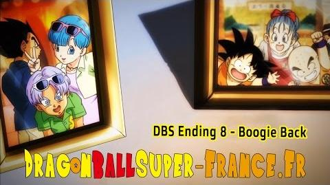 Dragon Ball Super ドラゴンボール 超 - Ending 8 v