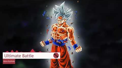 Dragon Ball Super Soundtrack Full Ultimate Battle - Akira Kushida Lyrics CC