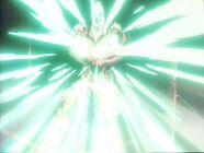 Hachchihyakku po raz pierwszy wykonuje Revenger Charge (13)