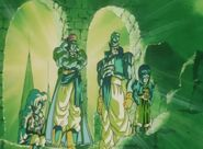 Zangya (22) Z Bojackiem, Bidem i Bujinem - zielona poświata