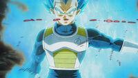 Super Saiyanin God 2 Vegeta