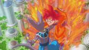 Son Gokū Super Saiyanin God (14)