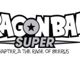 Dragon Ball Super, rozdział 003: Gniew Beerusa