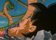 Goku i Shen Long GT (1)