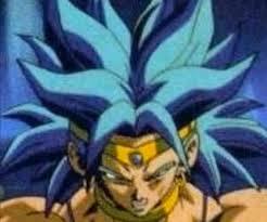 Kontrolowany Super Saiyanin