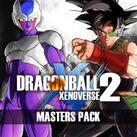 Dragon Ball Xenoverse 2, Masters Pack (logo).jpg