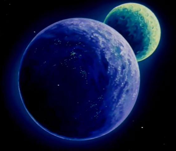 Planeta Kanassa