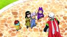 Mai, Trunks, Pilaf and Shu