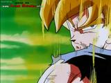 Dragon Ball Z 095 Długo wyczekiwana transformacja!! Legendarny Super Saiyanin - Son Gokū