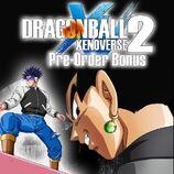 Dragon Ball Xenoverse 2, Pre-order bonus (logo).jpg