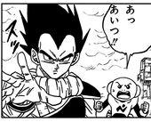 Irico obawia się, że Yuzun zbiegnie (DBS, rozdział 55)