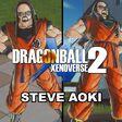 Dragon Ball Xenoverse 2, Steve Aoki Pack (logo).jpg