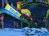 Iguana Street