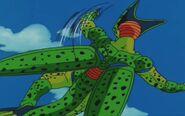 Cell z przyszłości Trunksa kontra Trunks z przyszłości (17)