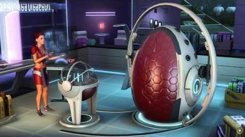The Sims 3 Skok w Przyszłość Dziennik Producenta