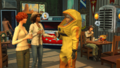 The Sims 4 StrangerVille 4