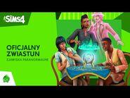 The Sims™ 4 Zjawiska paranormalne - Akcesoria- oficjalny zwiastun