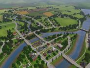 Sims3-screen miasta Riverview 13