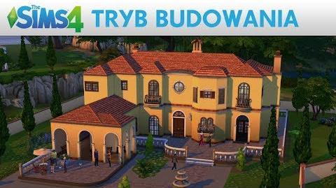 The Sims 4 Tryb Budowania - Oficjalny Zwiastun