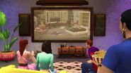 The-Sims-4-kino domowe pic