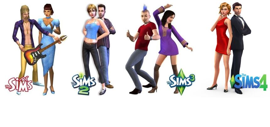 Seria The Sims