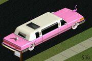 Limuzyna w The Sims Gwiazda.jpg