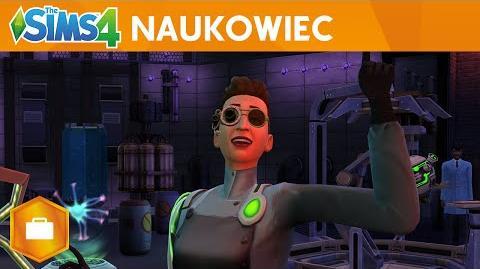 The Sims 4 Witaj w Pracy Naukowiec - Oficjalny Zwiastun