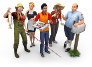 The sims 4 render4