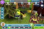 The Sims FreePlay - Łapanie duchów