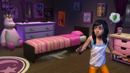 TS4 MonsterBed