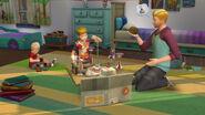 The Sims 4 Być rodzicem 4