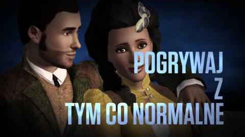 The Sims 3 Nie z Tego Świata - zwiastun premierowy