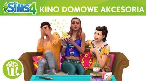 The Sims 4 Kino Domowe Akcesoria Zwiastun oficjalny