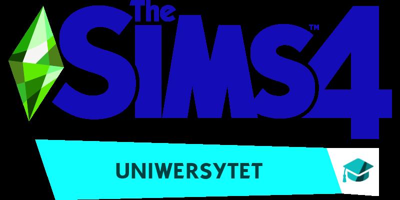 The Sims 4 Uniwersytet logo.png