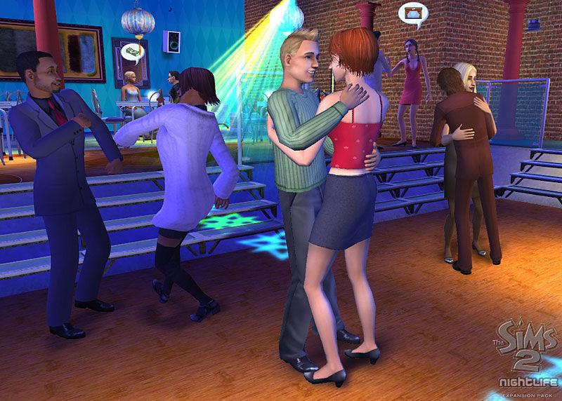The Sims 2: Nocne życie