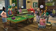 The Sims 4 Uniwersytet 1