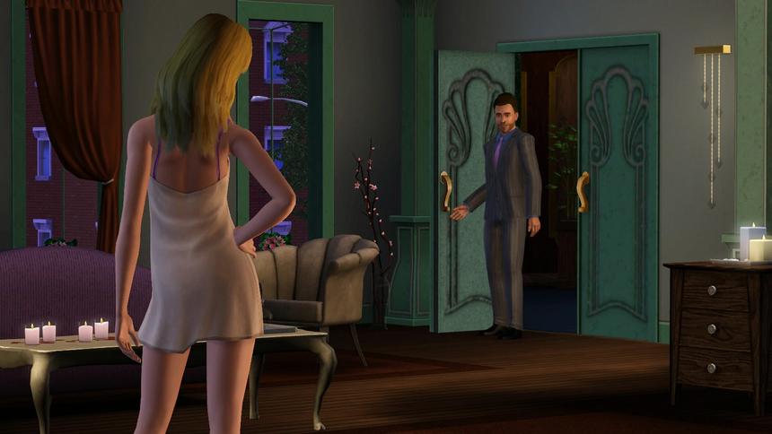 The Sims 3: Luksusowy Wypoczynek