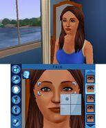 CAS The Sims 3 Nintendo 3DS
