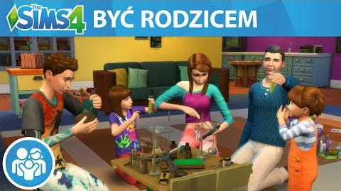 The Sims 4 Być rodzicem oficjalny zwiastun rozgrywki