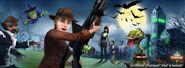 The Sims FreePlay - Supernatural